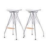 Seeber Bar & Counter Stool (Set of 2) by Union Rustic