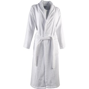 Luxury 100% Turkish Cotton Terry Cloth Bathrobe