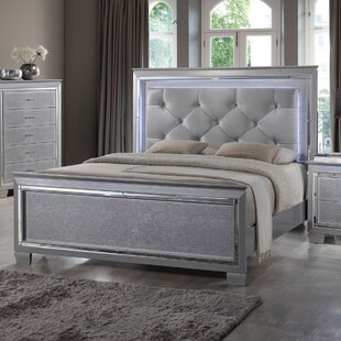 Best Quality Furniture Upholstered Platform Bed