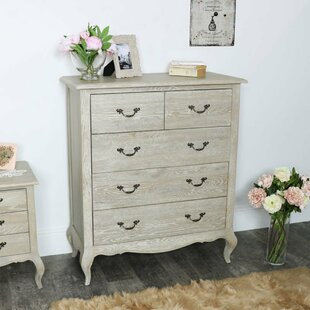 Moseley 5 Drawer Chest By August Grove