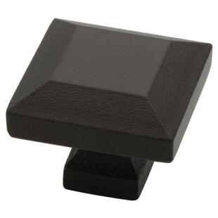 Iron Craft Square Knob by Liberty Hardware Best Choices