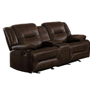 Savings Hassler Double Glider Reclining Loveseat by Red Barrel Studio Reviews (2019) & Buyer's Guide