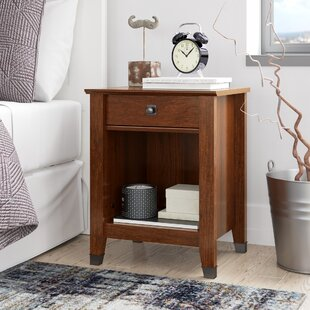 Comparison Chappel 1 Drawer Nightstand by Trent Austin Design