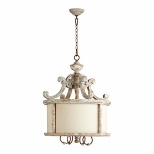 House of Hampton Loveland 4-Light Pendant