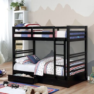 Stutz Twin Bunk Bed with Storage