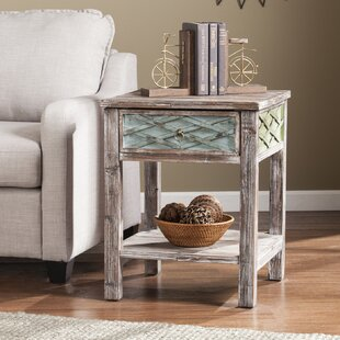 Rosecliff Heights Farragutt End Table with Storage
