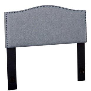 Mudd Upholstered Panel Headboard