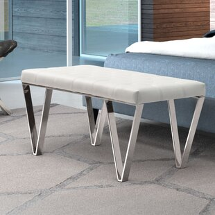 Albany Bench by Wade Logan Great price