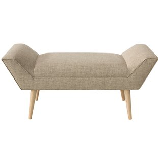 Candler Upholstered Bench