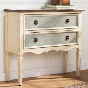Romaine 2 Drawer Chest August Grove