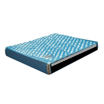 "Hydro-Support 303 9"" Hard-side Waterbed Mattress 3 Layer Waveless Strobel Mattress"