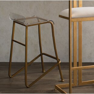 Acrylic Counter Stool by Statements by J