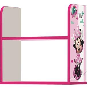 Minnie Mouse 50cm Bookshelf by Zoomie Kids