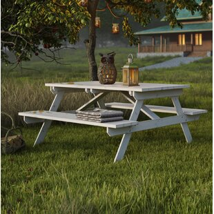 Barnestowne Picnic Table By Union Rustic