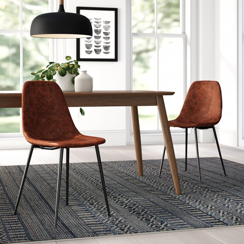 Avers Upholstered Side Chair Reviews Allmodern