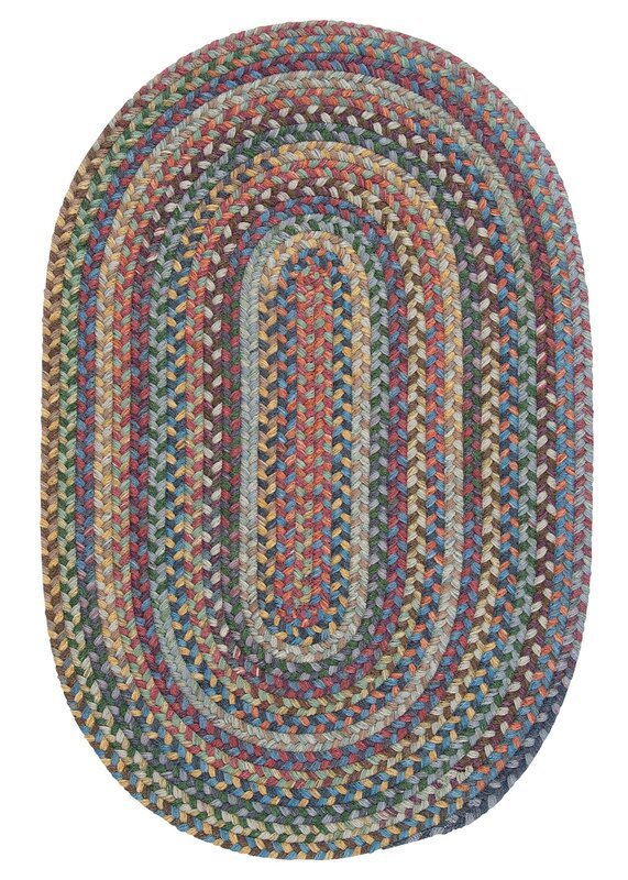 Morris Hand Woven Wool Area Rug