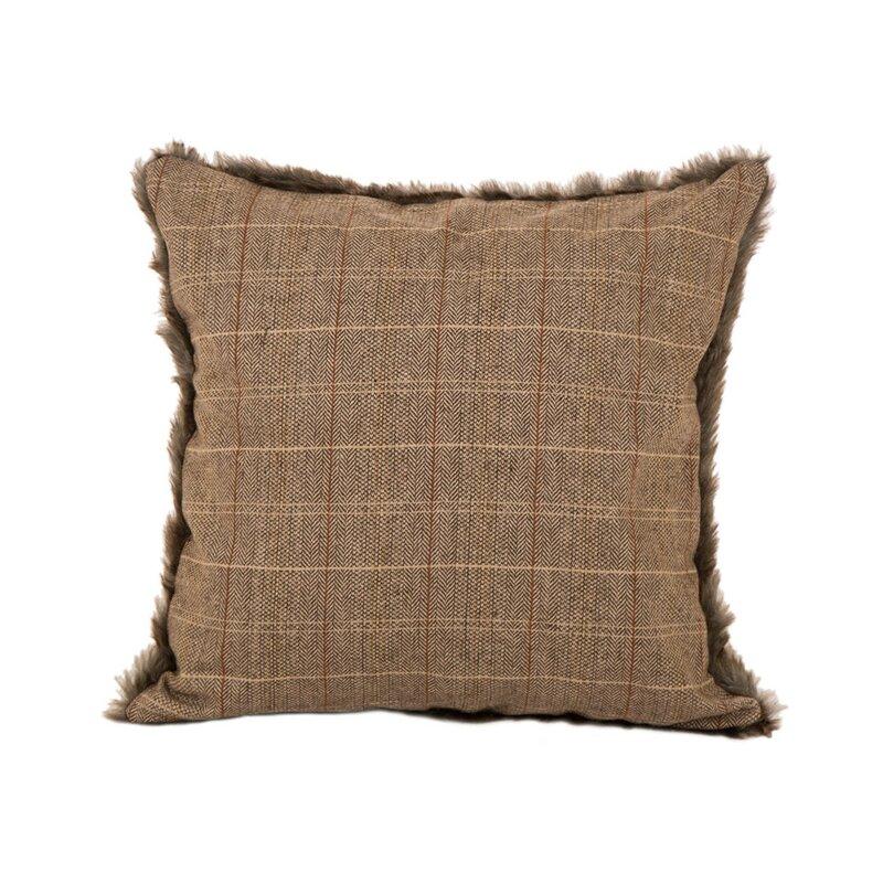 Blaise Plaid Pillow Cover