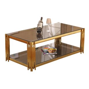 Price Check Harden Coffee Table ByMercer41