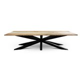 Edder Solid Wood Dining Table by MaximaHouse