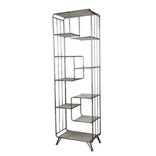 Omkar Geometric Bookcase By 17 Stories