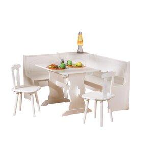 Corner Dining Bench Set Wayfair Co Uk