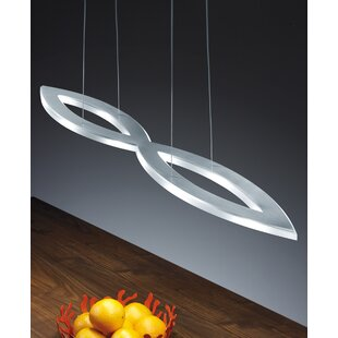 Contempo Lights Inc Baro 1 LED Novelty Pendant