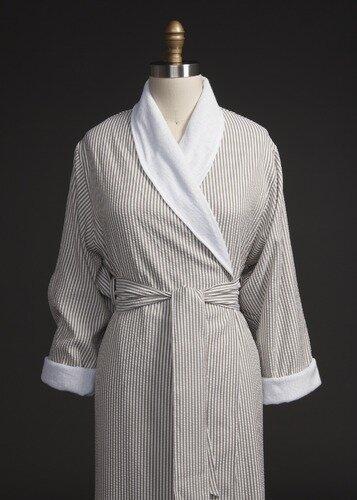 0ceb6bb270 Telegraph Hill Luxury Terry Cloth Spa Bathrobe   Reviews