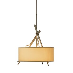 Hubbardton Forge Arbo 3-Light Pendant