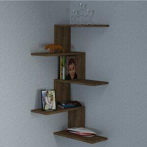Modern Wall Shelf bathroom wall shelves | wayfair
