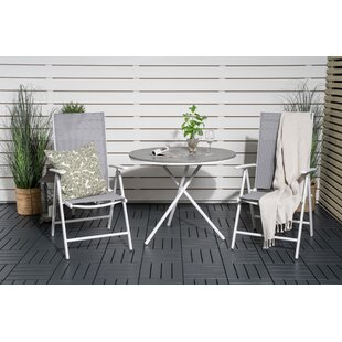 Navya 2 Seater Bistro Set By Sol 72 Outdoor