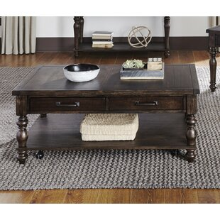 Tower Coffee Table by Charlton Home Read Reviews