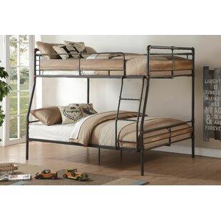 Harriet Bee Eloy Full XL Over Queen Bunk Bed