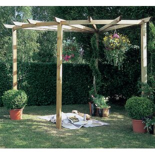 Eichner 2.8m X 2.8m Pergola By Sol 72 Outdoor
