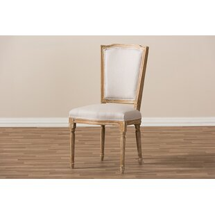 Haylie Upholstered Dining Chair Ophelia & Co.