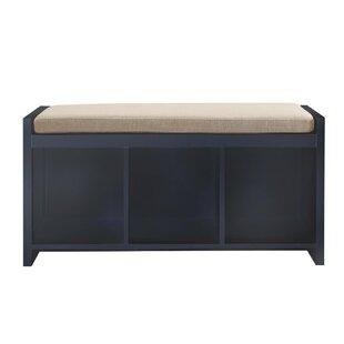 Homestyle Collection Allen Wood Storage B..