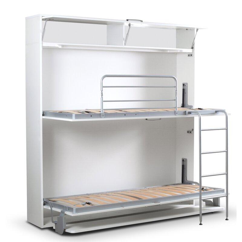Twin Bed Mattress.Sherlock Twin Bunk Bed With Mattress