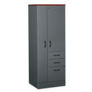2 Door Storage Cabinet by Global Total Office