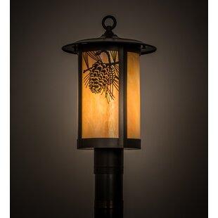 Loon Peak Wyona Winter Pine 1-Light Lantern Head