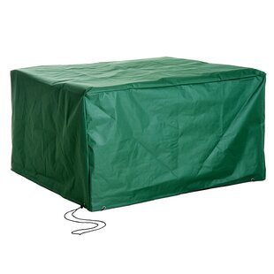 UV/Rain Protective Rattan Furniture Dining Set Cover