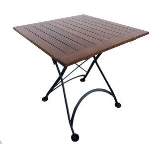 Furniture Designhouse French Café Folding Dining Table