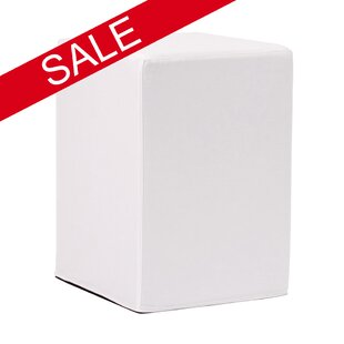 Buy luxury Hoelscher Tall Block Bella Cube Ottoman ByLatitude Run
