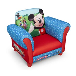 Mickey Mouse Children's Armchair by Mickey Mouse & Friends