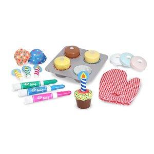 Bake and Decorate Cupcake Set