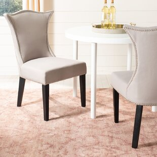 Mcdaniel Upholstered Side Chair (Set of 2) Willa Arlo Interiors