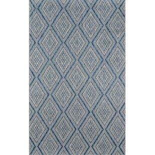 Bjorn Blue Indoor/Outdoor Area Rug
