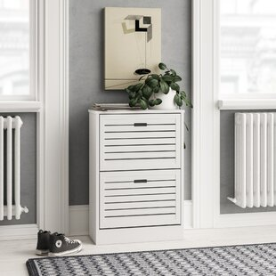 Review Adria 6 Pair Shoe Storage Cabinet