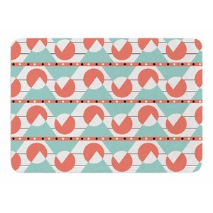 Geometric by Stephanie Vaeth Bath Mat