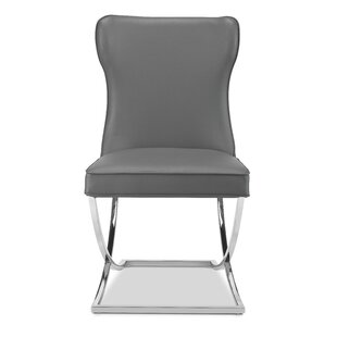 Nicolette Upholstered Dining Chair (Set Of 2) By Everly Quinn