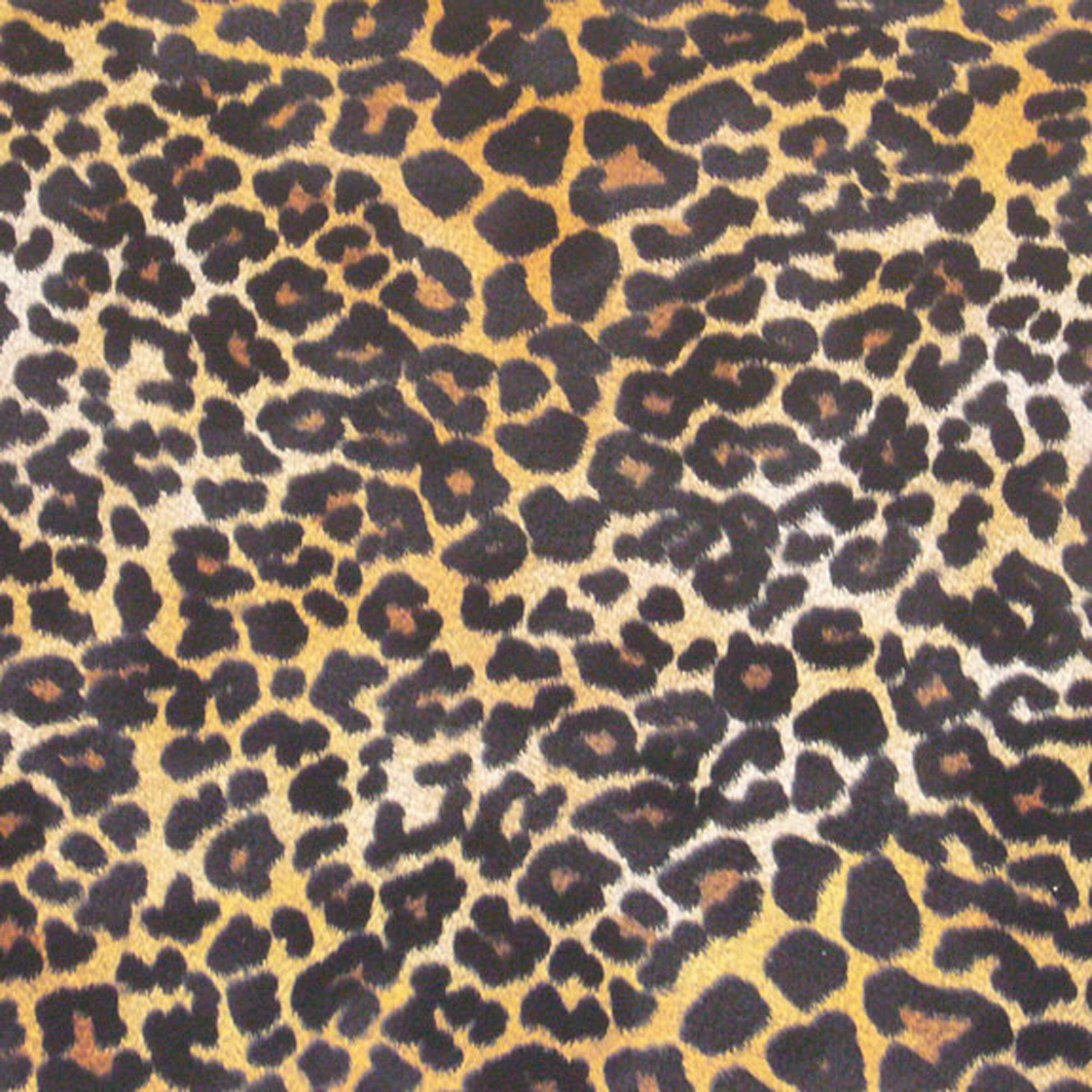 Leopard Design Ceramic Umbrella Stand