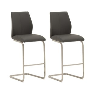 Dover 74.5cm Bar Stool (Set Of 2) By 17 Stories